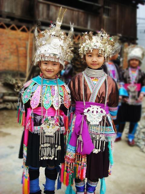 Fotos de viaje festival en China